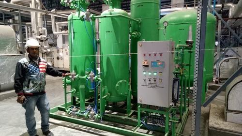 PSA Oxygen Plant