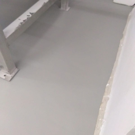 Epoxy Flooring Work