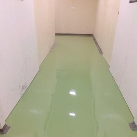 Home Epoxy Flooring Work