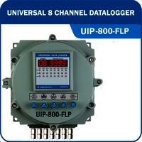 Weatherproof 8 Channel Universal Input DataLogger Scanner