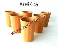 Clay Lining Glasses Set