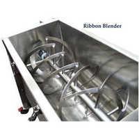 powder ribbon blender