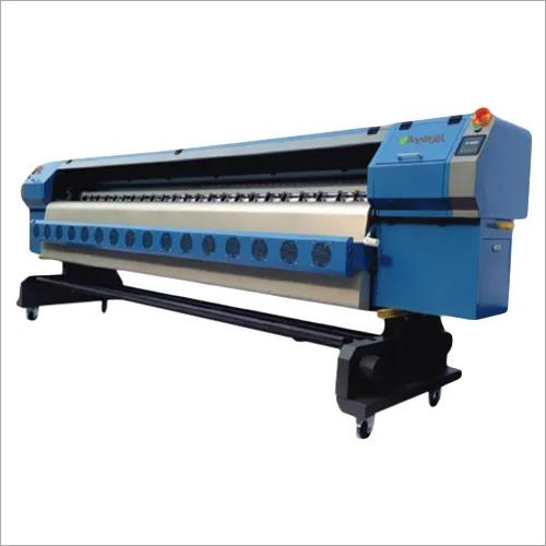Blue Type C Solvent Printer