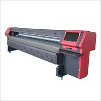 Red Type B Solvent Printer