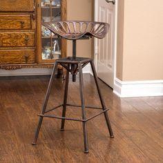 Adjustable Iron Bar Chair