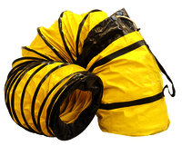 Flexible Duct with Carry Bag