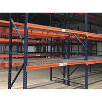 Record Storage Racks and Pallet Racks