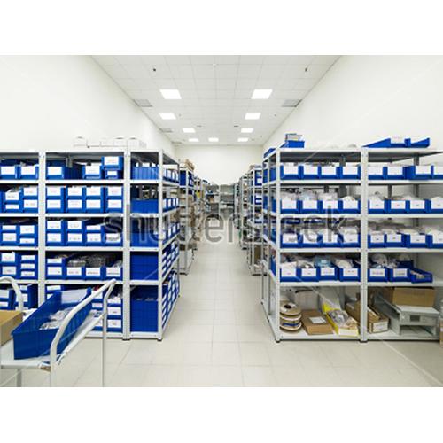 Record Storage Rack