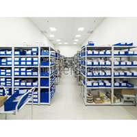 Record Storage Racks and Pallet Racks