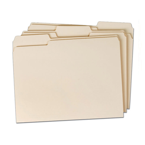 Lateral Hanging File Jackets And Folder