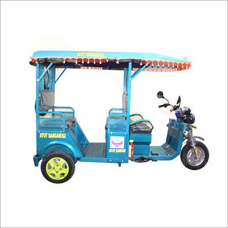 Open Body Passenger E-Rickshaw