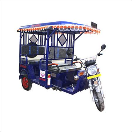 Electric E-Rickshaw