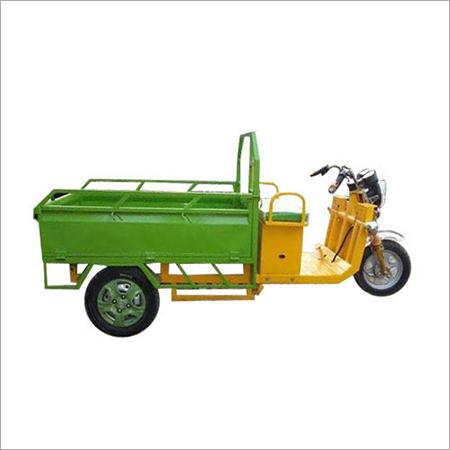 Cargo Battery E-Rickshaw