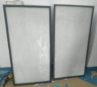 Hot Glued Without Al Separator Mini Pleate Hepa Filter