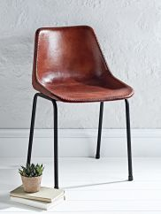 Iron Pipe Bar Chair With Adjustable Height
