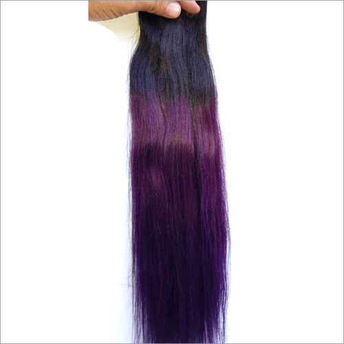 Human Hair Extensions Wefts