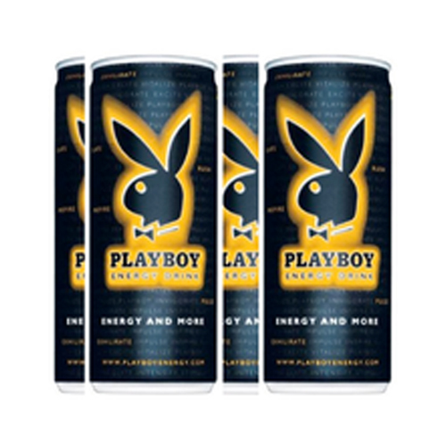 Play Boy Energy Drinks