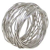 Twisted Wire Napkin Ring
