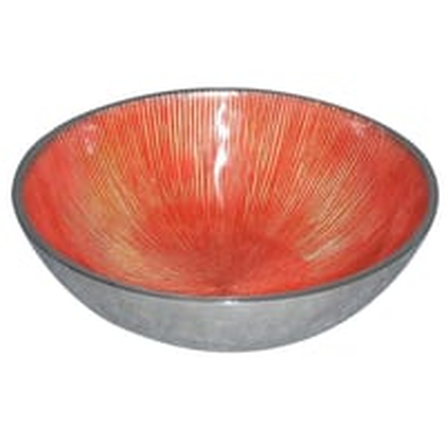 Aluminium Round Serving Bowl