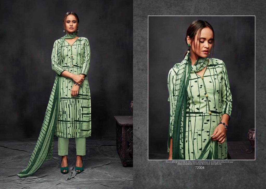 Pasmina Printed Suits
