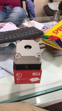 Push Button Station Aluminium Casting