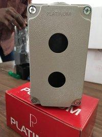 Push Button Station Aluminium Casting