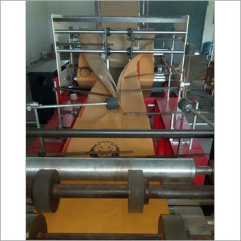 Extensible Paper Bags Making Machine