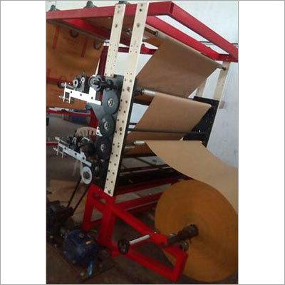 Extensible Kraft Bags Making Machine