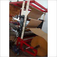 Extensible Kraft Bags Making Machine