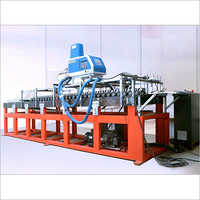 Paper Bag Bottom Pasting Machine