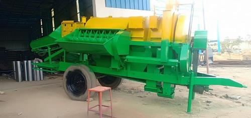Agricultural Cutter Thresher Machine
