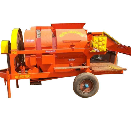 Agricultural Cutter Thresher