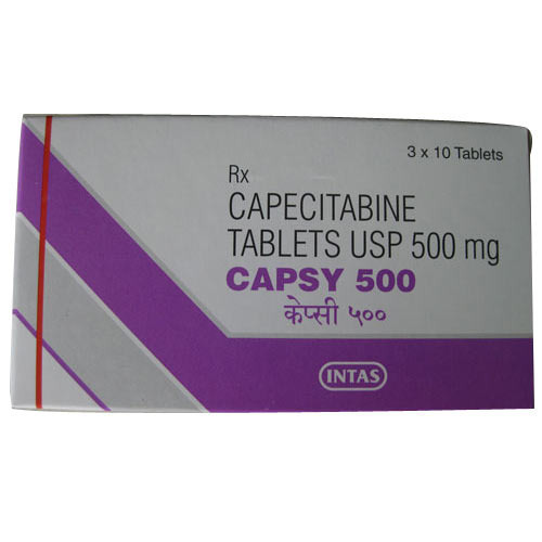 Capsy 500mg Tablet