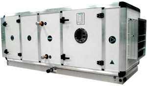 Pre-Cooling Module for AHU / HVAC System