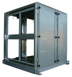 Filter Plenum for AHU System