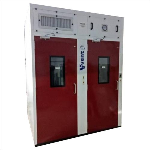Double Door Air Shower Unit