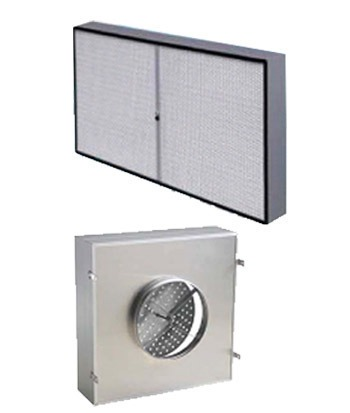 Hooded Type HEPA Filter