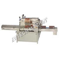 4 Head Servo Based Filling Machine