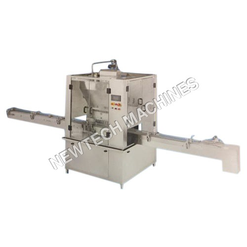 8 Head Servo Based Filling Machine