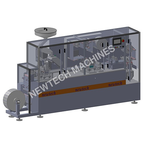 NT120 Blister Packing Machine
