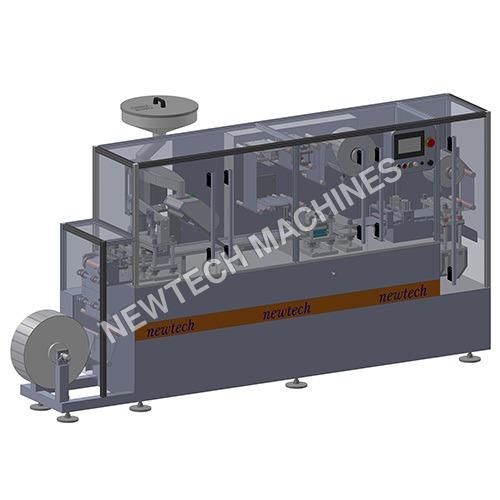 NT120 Blister Packing Machine