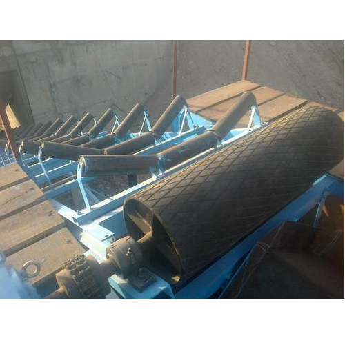 Roller Belt Conveyors