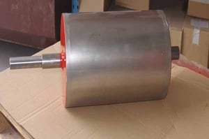 Permanent Magnetic Pulley