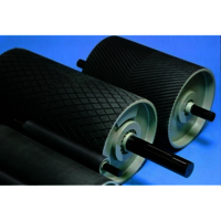 Cast iron conveyor pulley