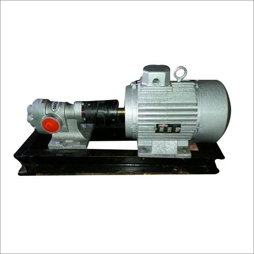 Oil Pump With Motor