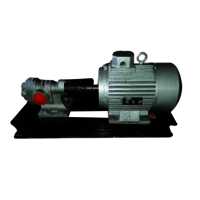 Crusher Machine Oil Pump