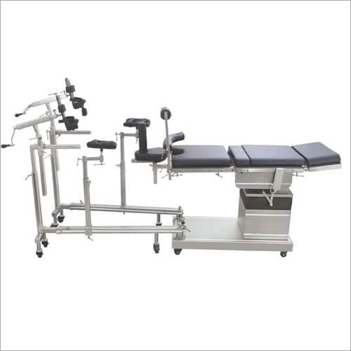 Orthopedic Hydraulic Operating OT Tables