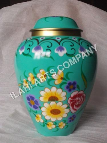 Simplicity Love Cloisonne Cremation Urns