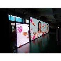 LED Based Moving Message Display