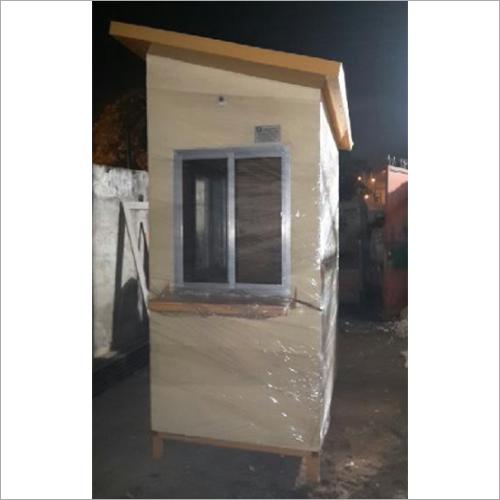 (6x4x7) Cement Fiber Board Cabin